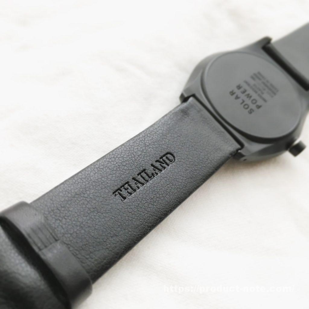 ソーラーウォッチ,無印良品,腕時計,Solar Watch