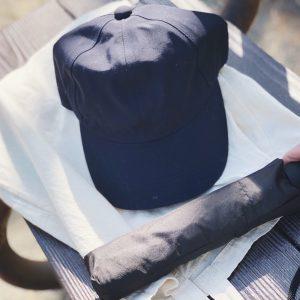 晴雨兼用ポリエステル軽量コンパクト折りたたみ傘,,防水テープ使いサイズ調整できる撥水キャップ,無印良品